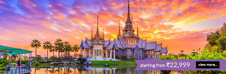 Thailand Hot Deal Packages